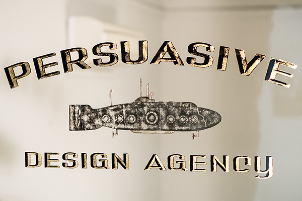 Persausive Design Agency 1